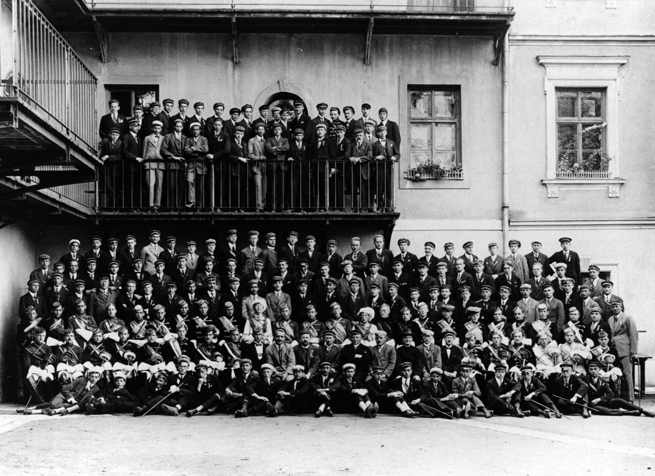 1926-09-05 VPV-Tagung Klagenfurt