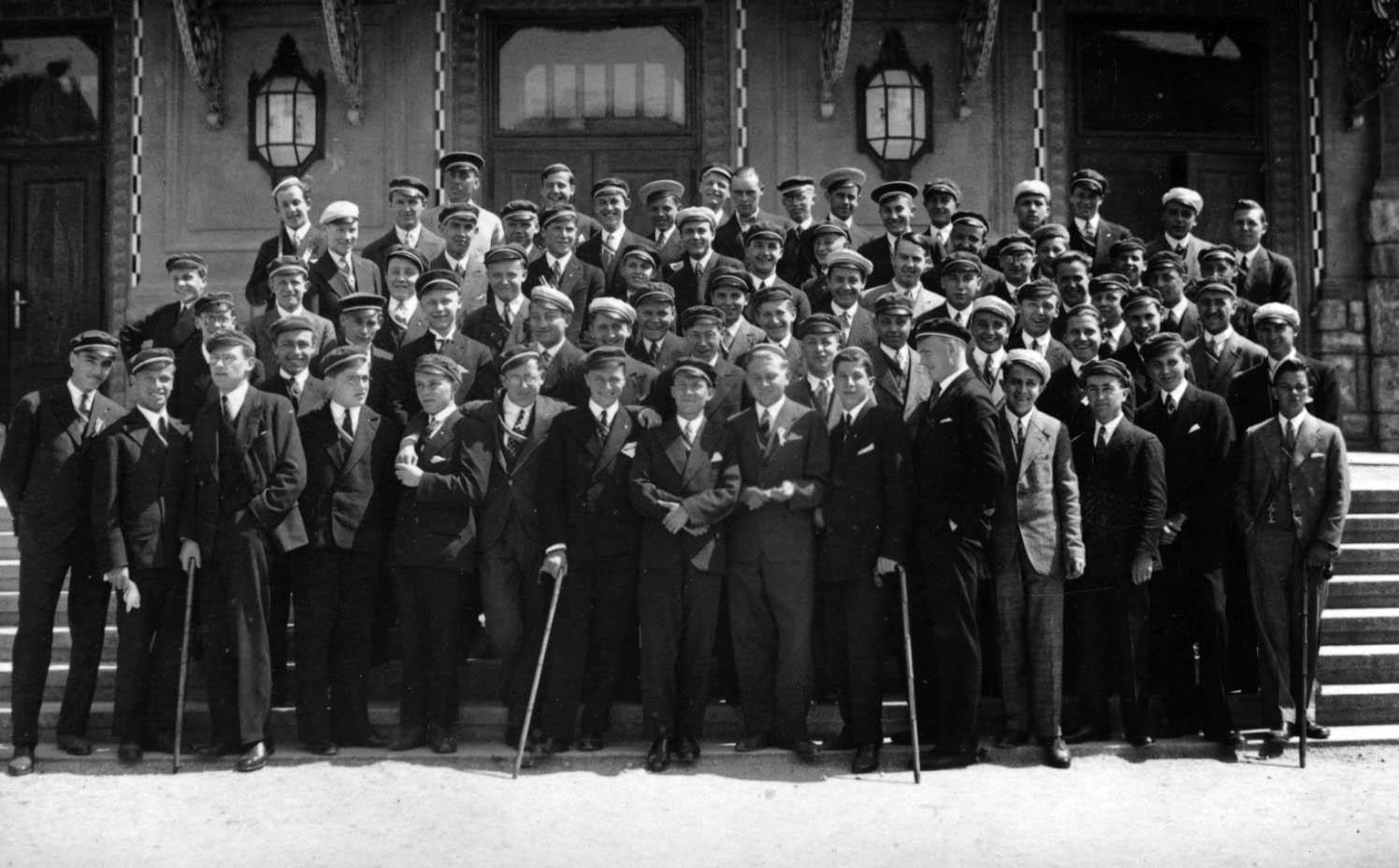 1927 VPV-Tagung Krems