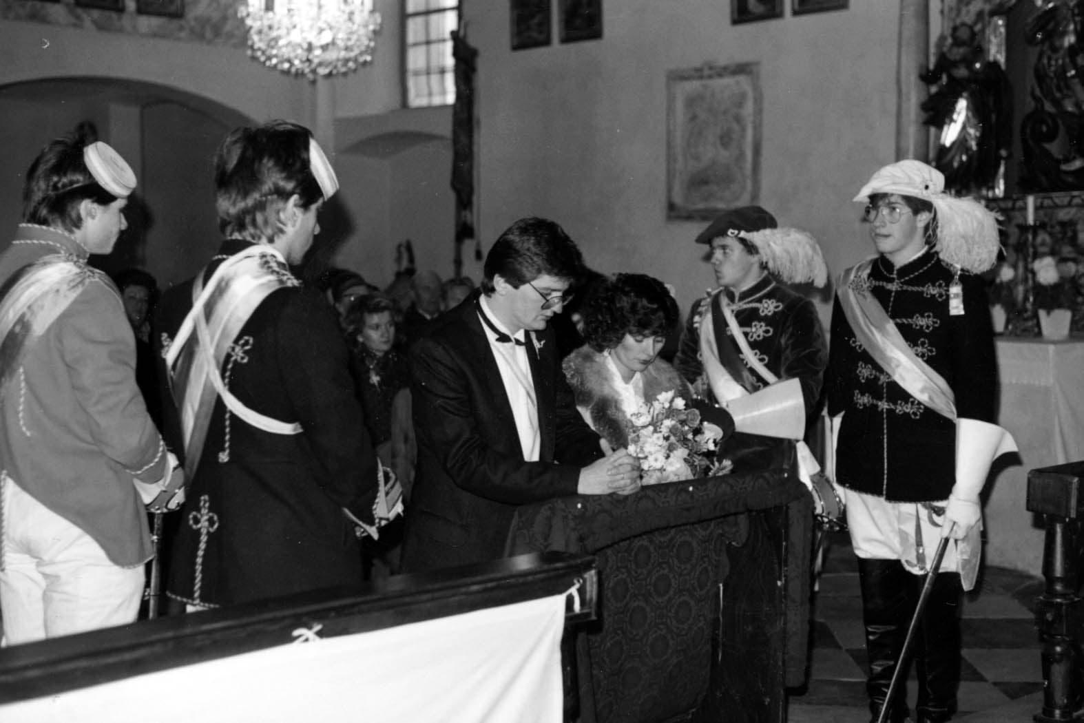 1984-12-01 Hochzeit Stan
